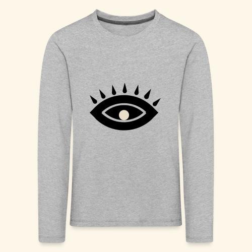third eye - Långärmad premium-T-shirt barn