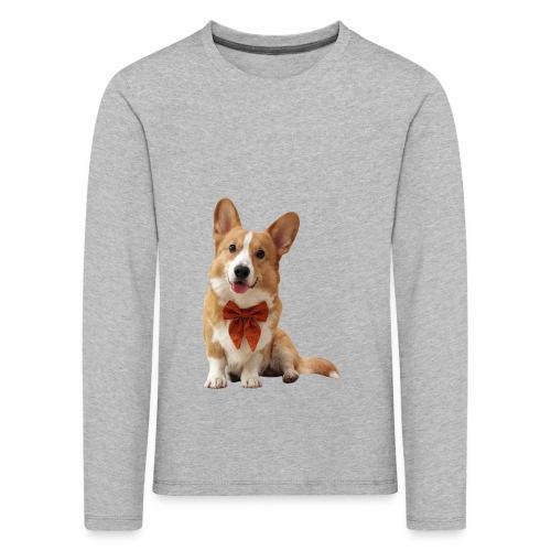 Bowtie Topi - Kids' Premium Longsleeve Shirt