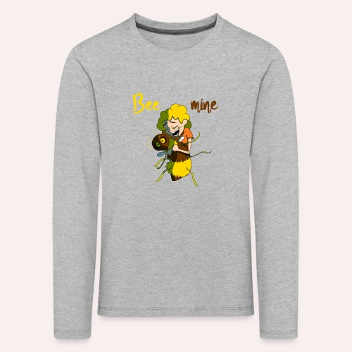 Bee mine - T-shirt manches longues Premium Enfant