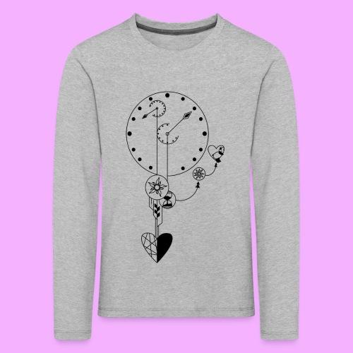 L'amour - T-shirt manches longues Premium Enfant
