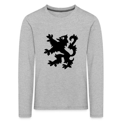 SDC men's briefs - Kids' Premium Longsleeve Shirt