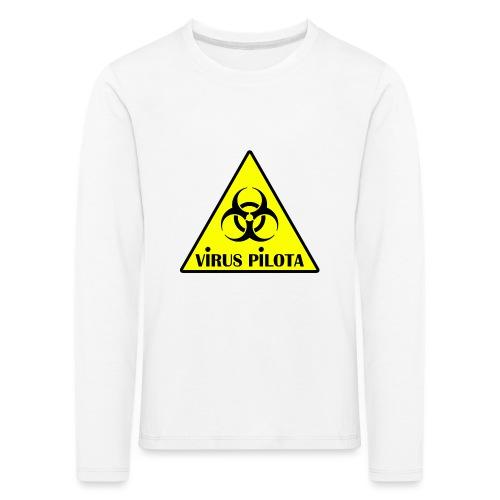 viruspelote png - T-shirt manches longues Premium Enfant
