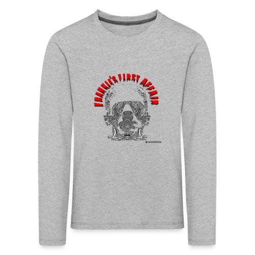 Frankiefirstaffair_2 - Camiseta de manga larga premium niño