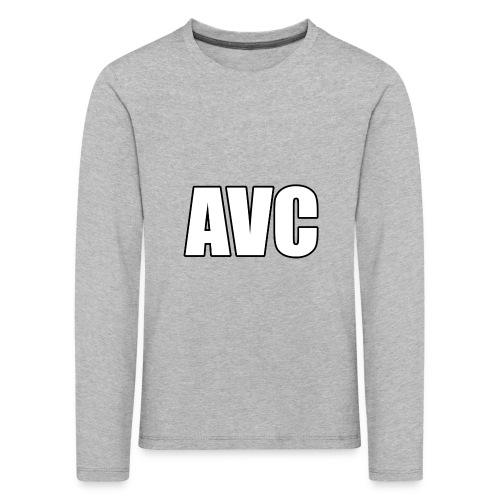 mer png - Kinderen Premium shirt met lange mouwen