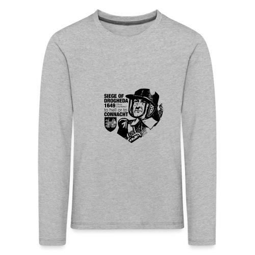 Legend_-_Drogheda1 - Kids' Premium Longsleeve Shirt