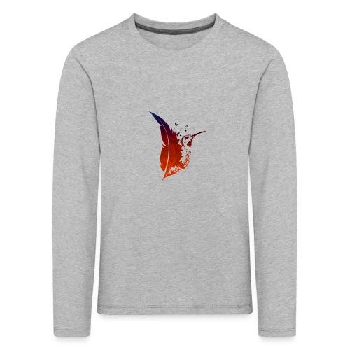 Colibri flamboyant - T-shirt manches longues Premium Enfant