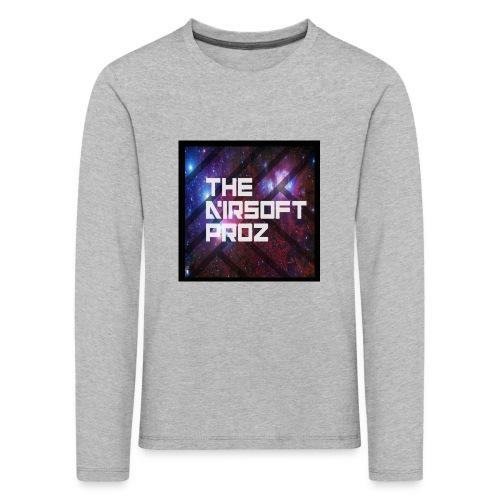 TheAirsoftProz Galaxy Mens Long Sleeve - Kids' Premium Longsleeve Shirt