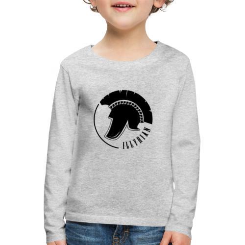 Illyrian Helmet Patrioti - Kinder Premium Langarmshirt