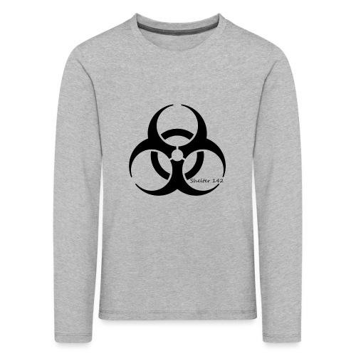 Biohazard - Shelter 142 - Kinder Premium Langarmshirt