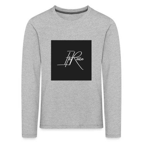ItzReece Merch - Kids' Premium Longsleeve Shirt