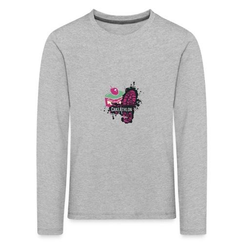 Team OA CakeAthlon - Kids' Premium Longsleeve Shirt