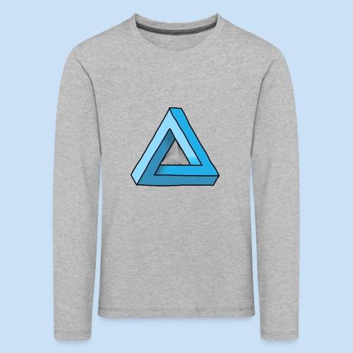 Triangular - Kinder Premium Langarmshirt