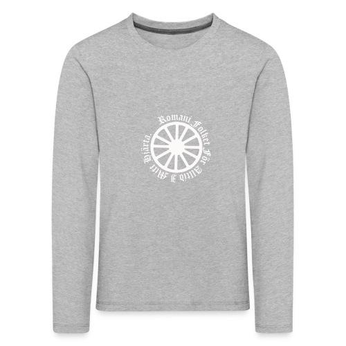 626878 2406639 lennyhjulromanifolketivit orig - Långärmad premium-T-shirt barn
