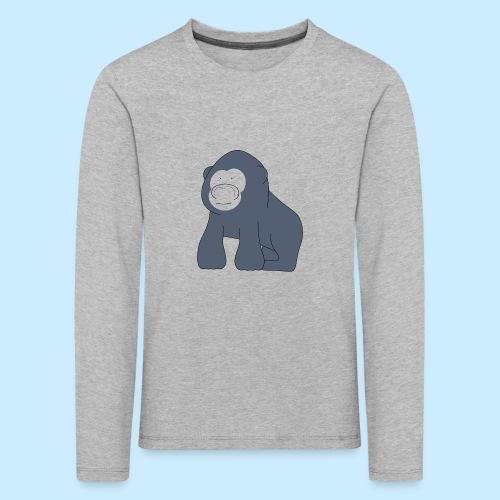Baby Gorilla - Kids' Premium Longsleeve Shirt