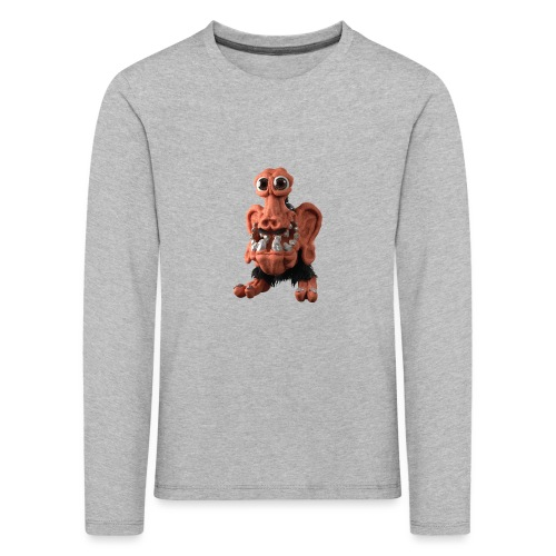 Very positive monster - Kids' Premium Longsleeve Shirt