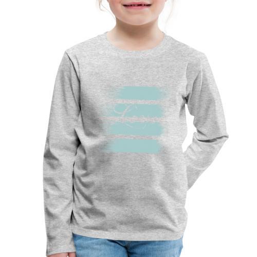 liebe - Kinder Premium Langarmshirt