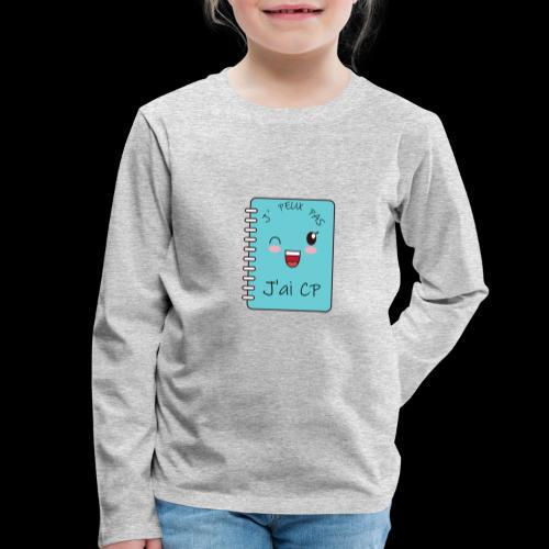 Rentrée des classes - T-shirt manches longues Premium Enfant