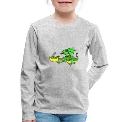 dracarys - Kinder Premium Langarmshirt