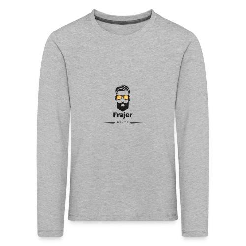Frajer Original - Kinder Premium Langarmshirt