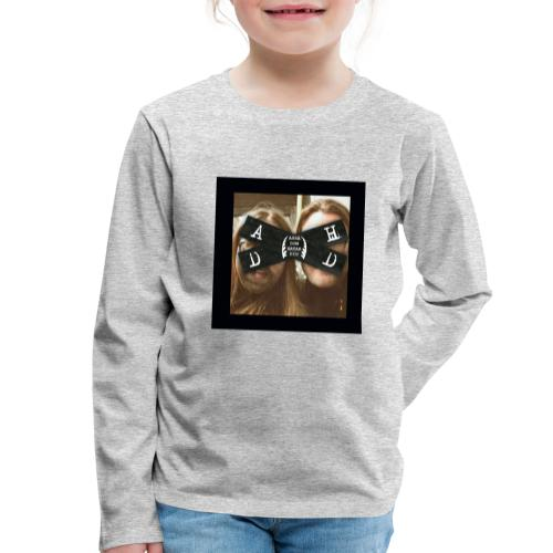 Asså Dom Hatar Dig - Långärmad premium-T-shirt barn