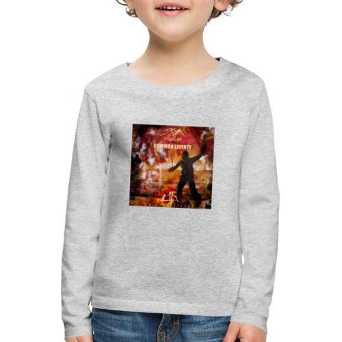 Crime1minister Anachy 2 Common Liberty - Långärmad premium-T-shirt barn
