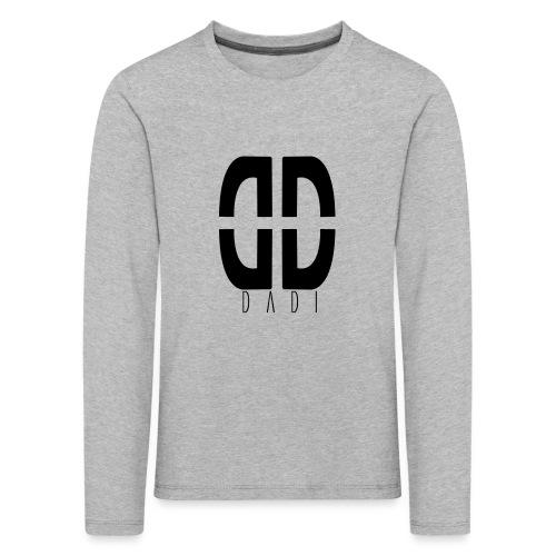dadi logo png - Kinder Premium Langarmshirt