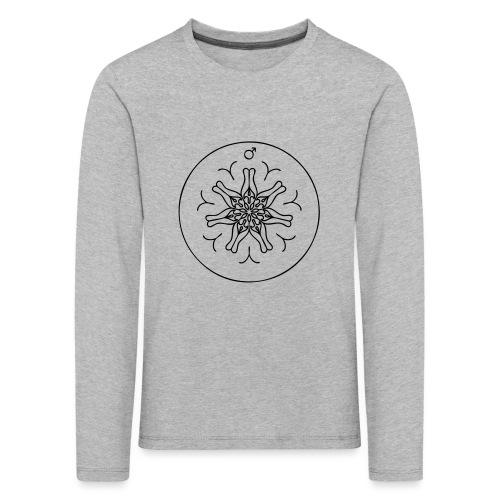Rudis Mars Siegel - Kinder Premium Langarmshirt