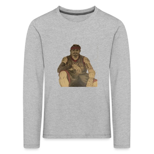 jugador - Camiseta de manga larga premium niño