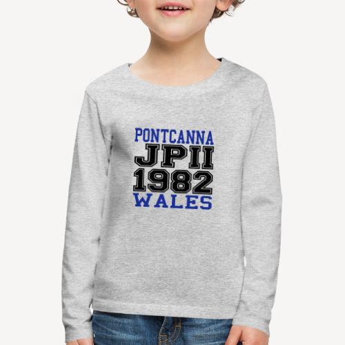 PONTCANNA 1982 - Kids' Premium Longsleeve Shirt
