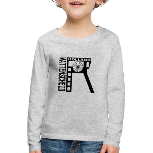 Zeche Holland (Wattenscheid) - Kinder Premium Langarmshirt