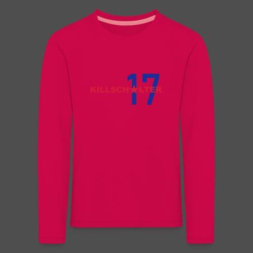 KILLSCHALTER 17 - Koszulka dziecięca Premium z długim rękawem