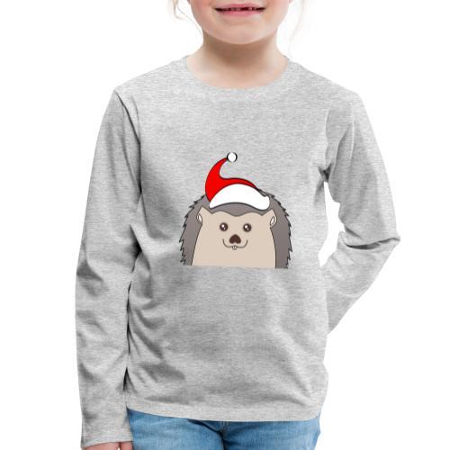 Weihnachts Hed - Kinder Premium Langarmshirt