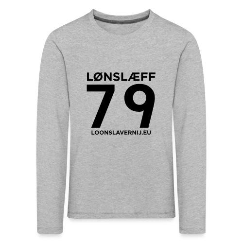 100014365_129748846_loons - Kinderen Premium shirt met lange mouwen