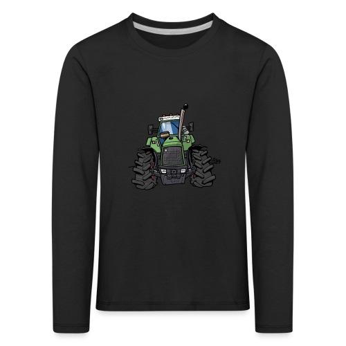 0145 F - Kinderen Premium shirt met lange mouwen