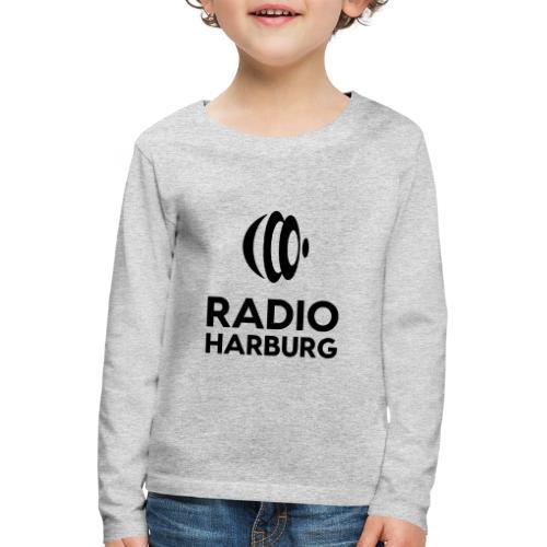 Radio Harburg - Kinder Premium Langarmshirt