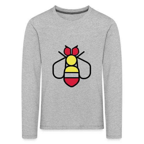 Bee - Kids' Premium Longsleeve Shirt
