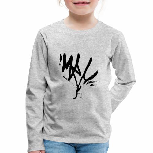 mrc tag - Kinder Premium Langarmshirt