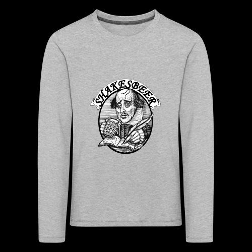 ShakesBeer - Kids' Premium Longsleeve Shirt