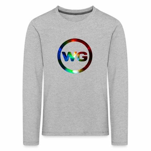 wout games - Kinderen Premium shirt met lange mouwen