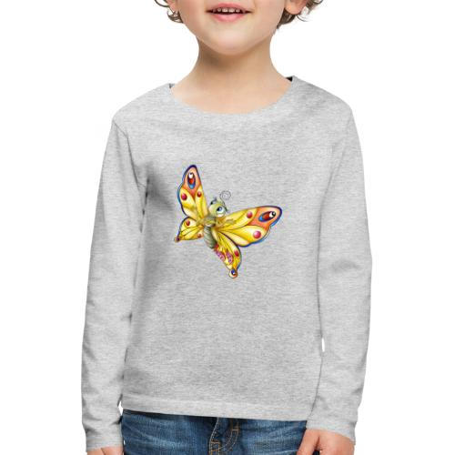 T-Shirts Blusen und mehr für alle - Kinder Premium Langarmshirt