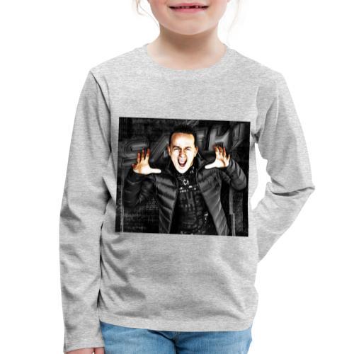 SASH! ***Scream Loud*** - Kids' Premium Longsleeve Shirt