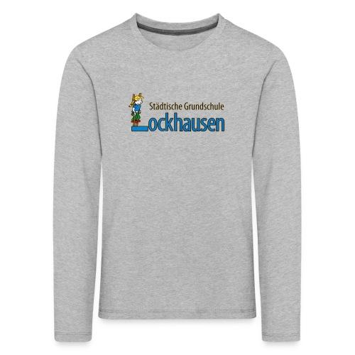 logoGsLockhausen - Kinder Premium Langarmshirt