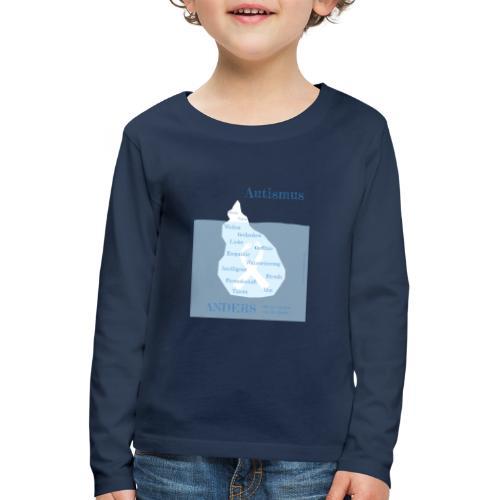 Autismus - anders als man denkt - Kinder Premium Langarmshirt