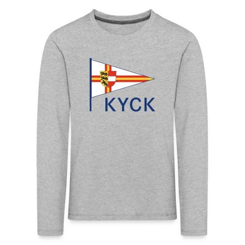 KYCK - classic - Kinder Premium Langarmshirt