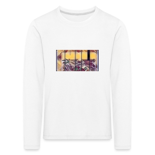 L'été Torride Life, dans le desert? - T-shirt manches longues Premium Enfant