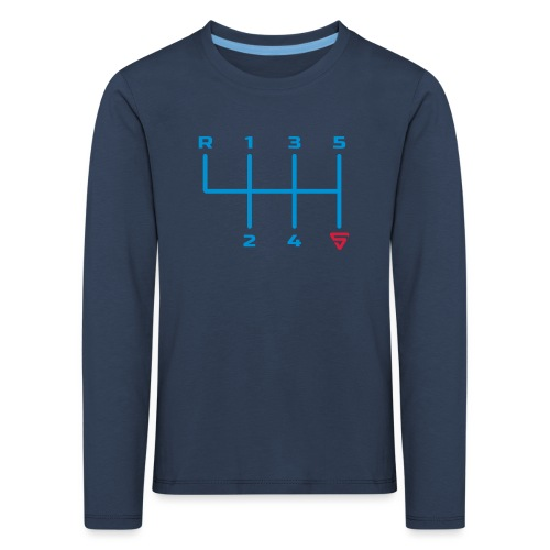 Shift it ! - T-shirt manches longues Premium Enfant
