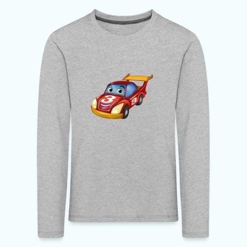 Arthur Racing Car Collection - Kids' Premium Longsleeve Shirt