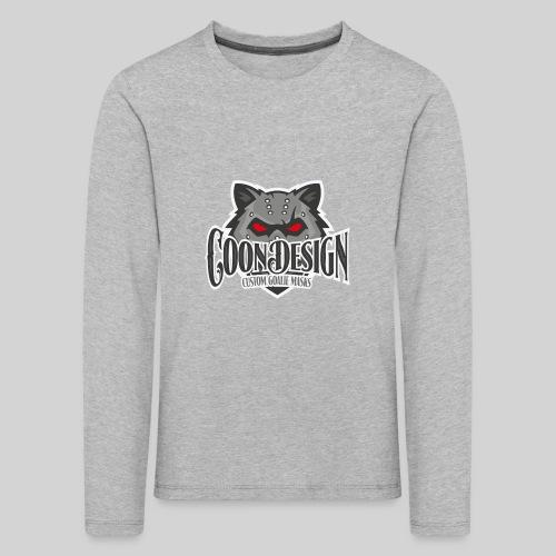 CoonDesign - Kinder Premium Langarmshirt