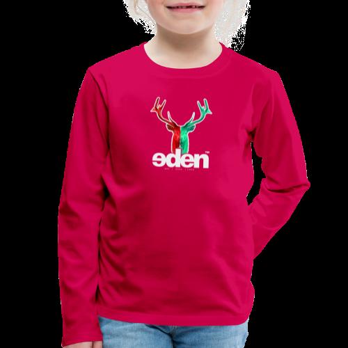 geweihbär EDEN - Kinder Premium Langarmshirt