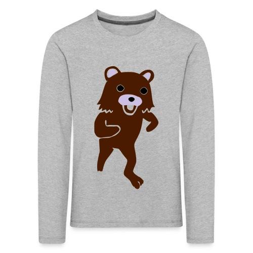 new Idea 15142400 - Koszulka dziecięca Premium z długim rękawem